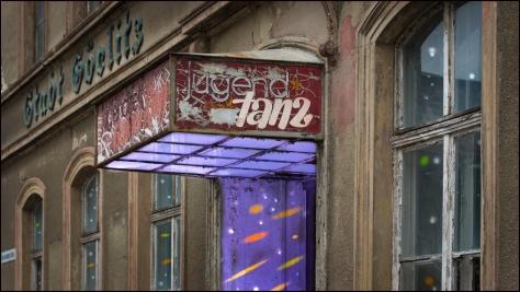 """Ehemaliges Restaurant und Tanzlokal """"Stadt Görlitz"""""""