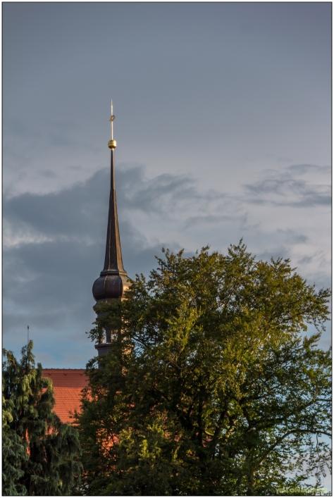 TurmSpitze der FrauenKirche Zittau