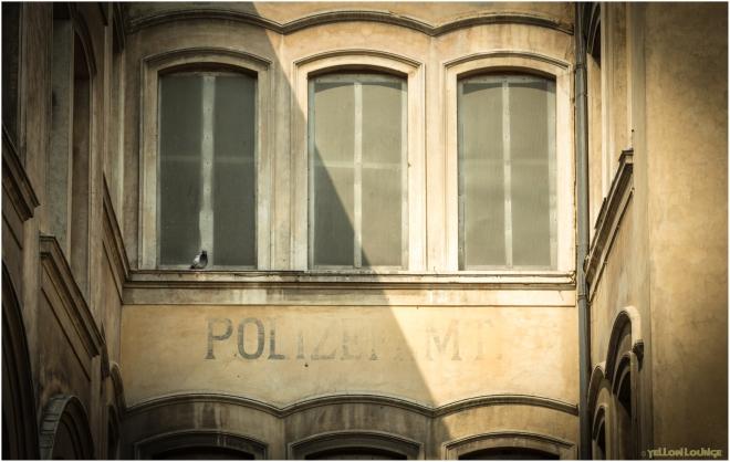 Altes Polizeiamt bei den Fleischbänken