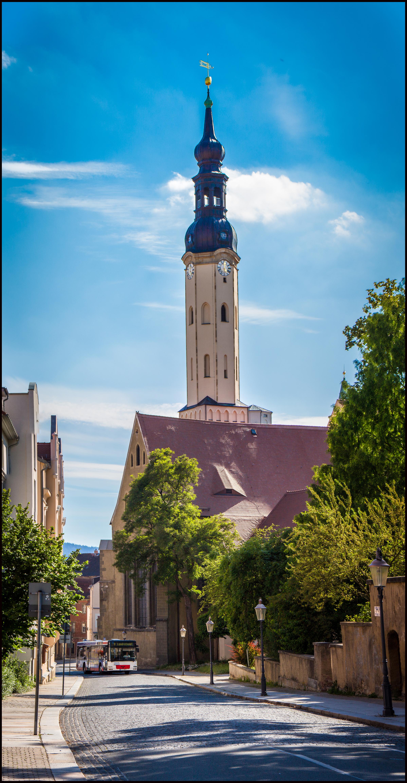 Klosterstrasse zur Klosterkirche