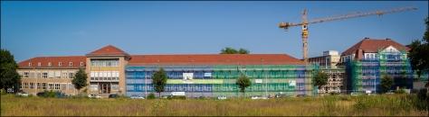 Schöner unsere Städte und Bildungseinrichtungen - Hochschule Zittau