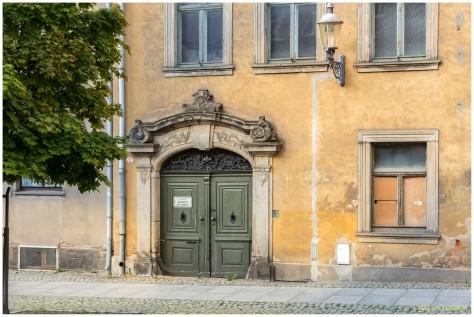 Obere Neustadt | Achtung! Ausfahrt frei halten!