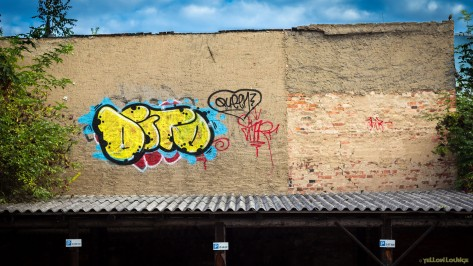 Graffiti Albertstraße