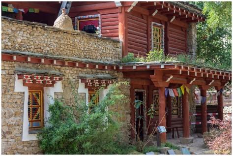 Tibet-Haus | Tierpark Görlitz