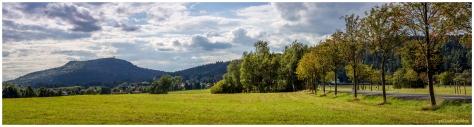 Lückendorf | Blick zum Hochwald