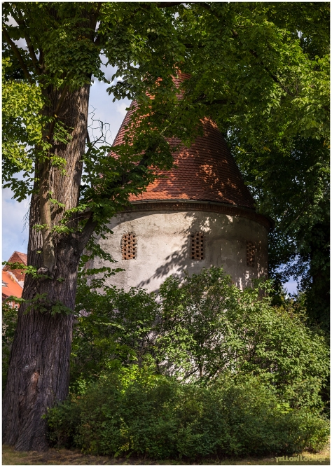 Alter Wehrturm am Ring (gegenüber Parkschule)