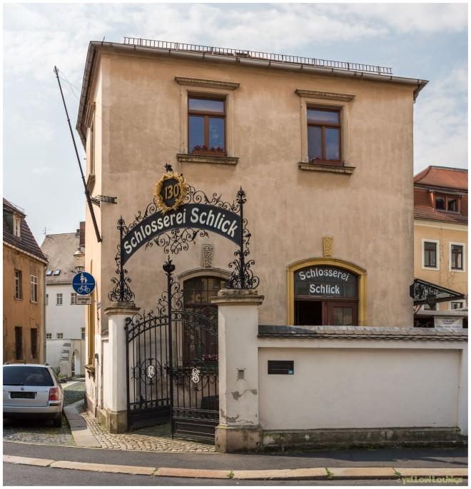 Lindenstraße/Schmeidelgässchen | Schlosserei Schlick