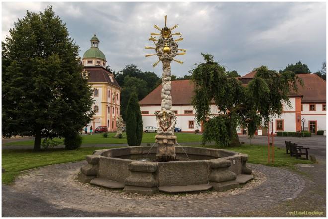 Brunnen im Klosterhof