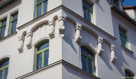Rathausplatz Ecke Brüderstraße Detail III