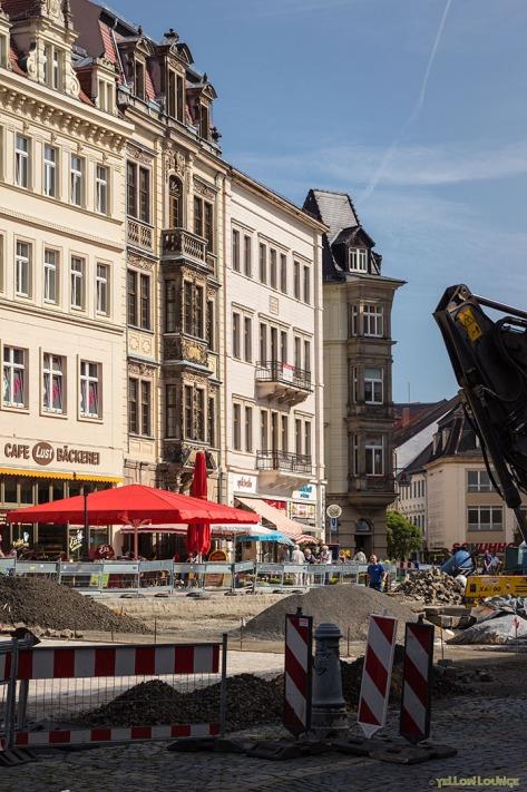 Baustelle Marktplatz (18.09.´14) II