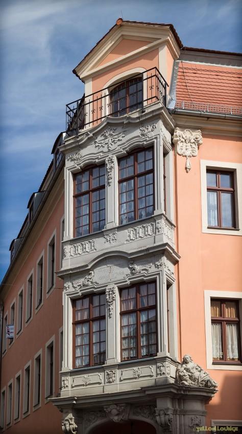 Alte Post - Kirchstraße Ecke Bautzener Straße - Detail II
