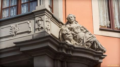 Alte Post - Kirchstraße Ecke Bautzener Straße - Detail III