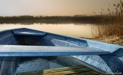 Kühler Morgen am O-See