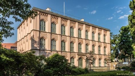 Ehem. Königlich-Sächsische Bauschule Zittau