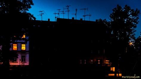 Antennenwald am Lutherplatz