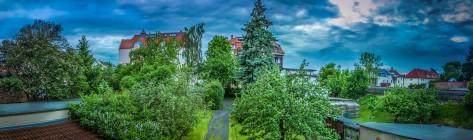 Komtur-Straßen-Kiez-Hinterhof II