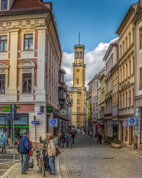 Frauenstraße & Rathaus