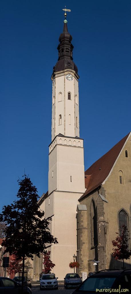 Turm der KlosterKirche