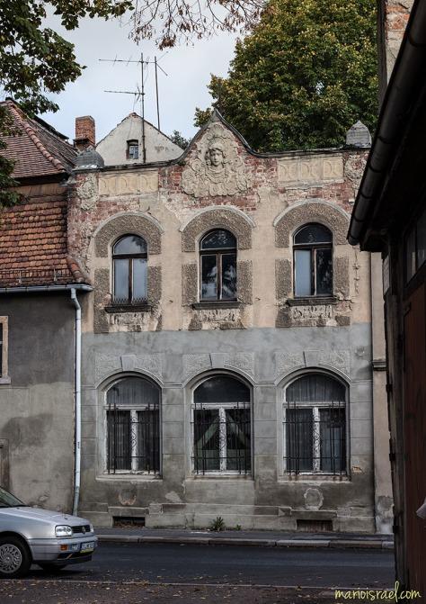 Mandaustraße