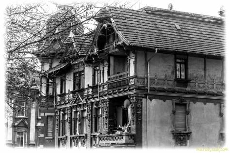 Detail Heinrich-Mann-Straße II