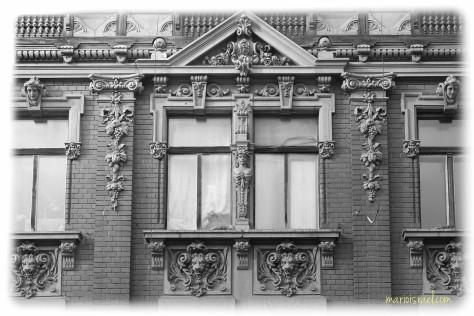 Detail Heinrich-Mann-Straße I