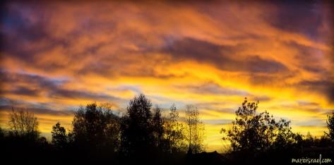 Die Sonne - so´n Angeber...