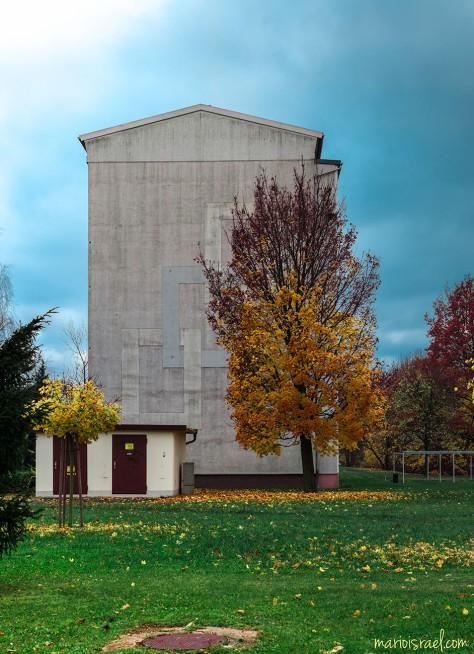 """Herbst im """"Neubau""""Viertel Ost"""