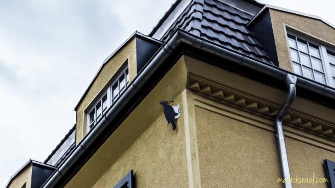 FassadenSpecht WeinauAllee No. 2