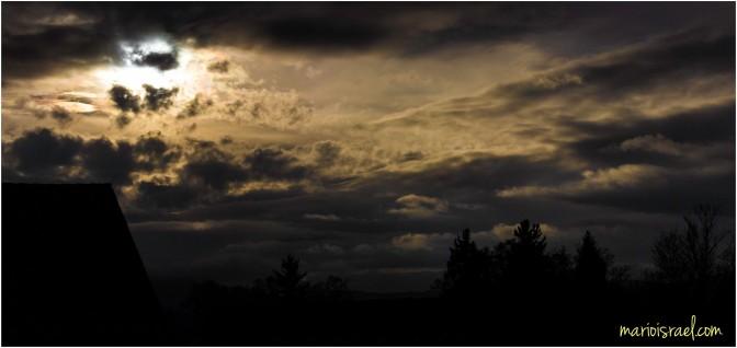 Verrückte Wolken III
