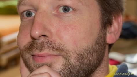 Ich - hier mit temporär außergewöhnlich ausgeprägter Gesichtsbehaarung